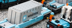 Maersk Container Train (10219.2011)