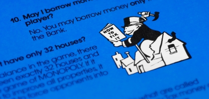 Toys in the Attic: 1974 Monopoly