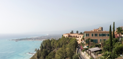 Day 08 (Messina & Taormina)