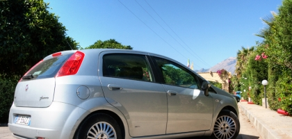 Day 06 (Punto Test Drive, etc.)